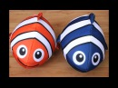 Giant Inflatable Fish for Kids Pool and Family Fun Water Toys Dory and Nemo. Review and Unboxing.
