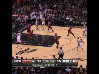 Through the years with Manu Ginobili's BEST SLAMS in the NBA Playoffs!