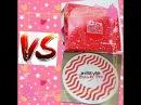Февраль 2017 Битва коробочек красоты Glambox AllureBox VS InStyle Beauty Box