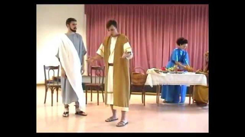 Драма 2005 Стремись к целям, которые принесут честь Богу