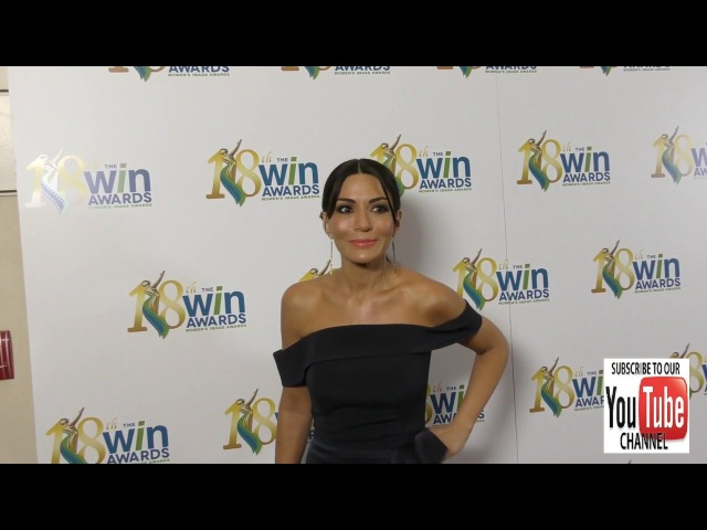 Marisol Nichols at the 18th Annual Women's Image Awards at Skirball Center in Los Angeles