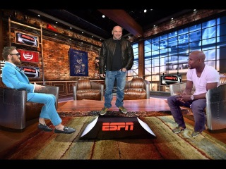 ESPN Champions Meeting Conor McGregor and discussion of Floyd Mayweather fight