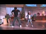 Daddy-Daughter Dance-Off! The Queen Latifah Show