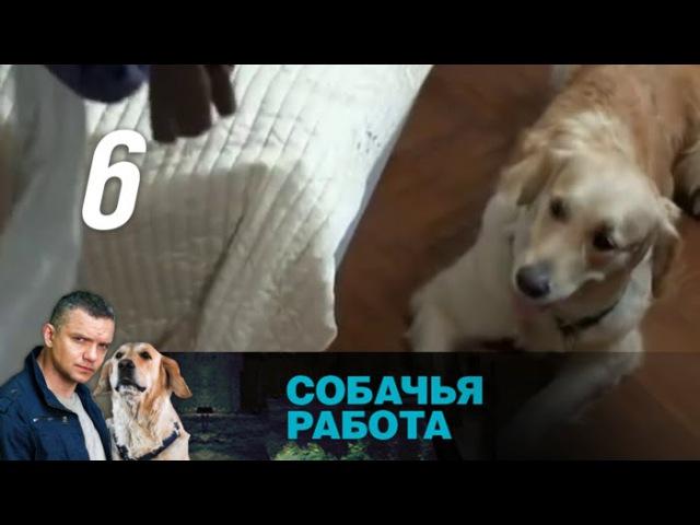 Собачья работа. Серия 6 (2012) Криминал, детектив @ Русские сериалы