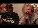 !llmind &amp the BLAPCHAT crew interview Ryan Leslie