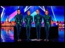 Девочки из Бурятии на тв-шоу Британия ищет таланты .