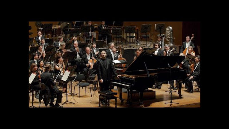 P.I.Tchaikovsky: Concierto para piano nº 2- Mov. I - OSG - Eldar Nebolsin - Rubén Gimeno (dir.)