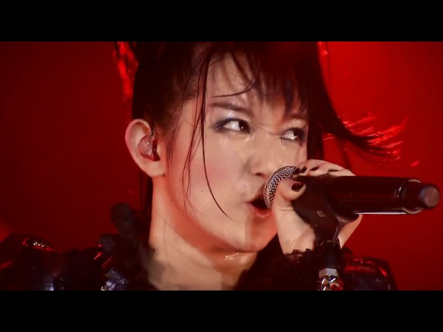 BABYMETAL HEADBANGER Live Makuhari Hall HD