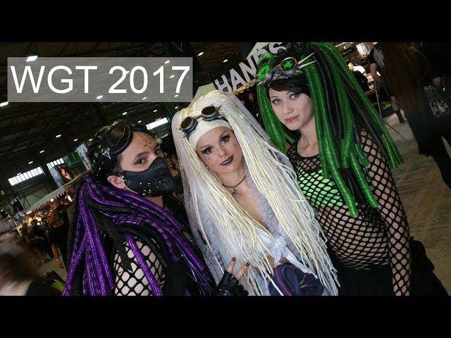 26. Wave-Gotik-Treffen (WGT) 2017 Leipzig - Impressions - Ciwana Black