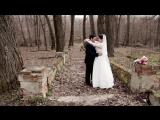 Свадебное видео Владимир и Ксения 22.04.2017 год, город Москва. шикарный клип, нежное платье невесты, принцесса, пышное платье с