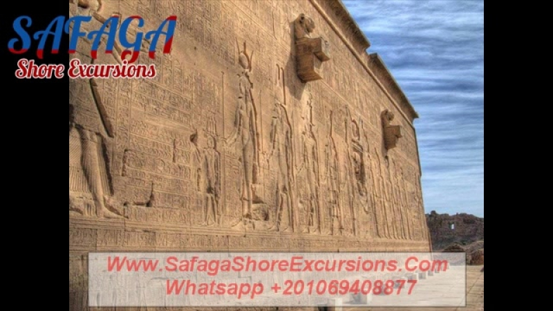 Tour to Dandara and Abydos temples from Safaga Port | Safaga Shore Excursions