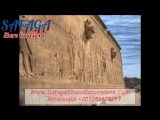 Tour to Dandara and Abydos temples from Safaga Port Safaga Shore Excursions