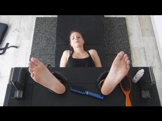 FrenchTickling - Imeldas Soles Are a Ticklers Delight