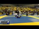 Feather blue final Luiz Paulo Carneiro Medeiros vs Israel De Sousa Almeida IBJJFworld17