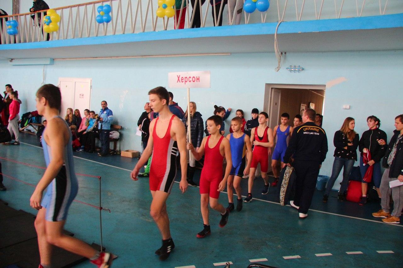Глава федерации вольной борьбы Игорь Семенчев принимал участие в открытии чемпионата памяти Ильи Кулика