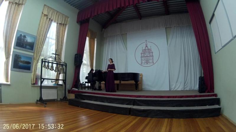 Концерт Екатерины Игоревны III