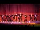 Анатомия танца. И для любви это не место (Би-2, Мой рок-н-ролл). Областная студенческая весна 2016