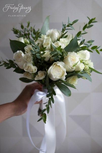 Букет невесты №1.