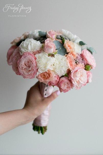 Букет невесты №5.