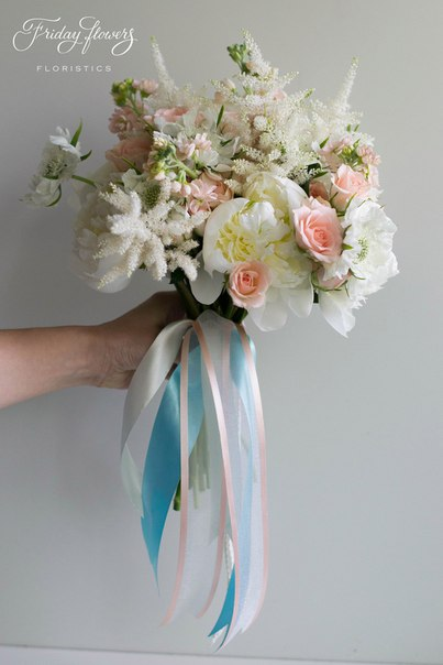 Букет невесты №6.