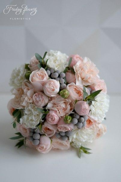 Букет невесты №4.