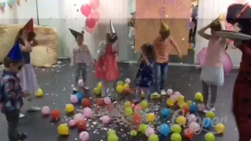 День рождения Веронички в @amigo_land , организованное агентством хорошего настроения @amigo_prazdnik 👍