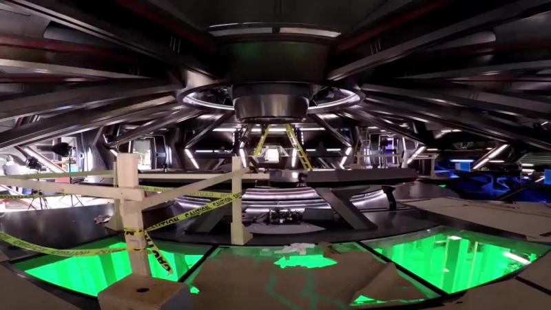Звездный путь: Дискавери (Star Trek: Discovery) - постройка звездолета Шэньчжоу (закулисное видео)