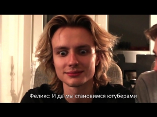 [RUS SUB] Fooo Friday - Try not to laugh challange with Oscar & Felix
