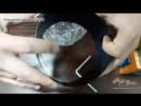 🔧 Обжимка для установки поршневых колец двигателя ➤ Miol 80 660 Диаметр 50 125м