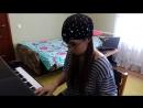 Igra na pianino v moem ispolnenii