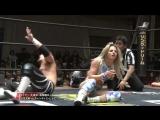 Candice LeRae vs. Daisuke Sasaki (DDT - New Year Lottery Special)