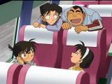 El Detectiu Conan - 377 - El viatge per resoldre el misteri den Momotaro (I)