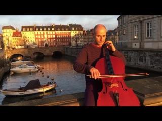 Сказочная музыка на улицах Копенгагена