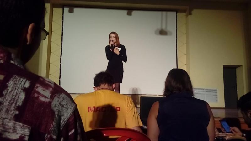 Шоу талантов - Письмо к женщине