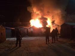 взрыв в Смоленске