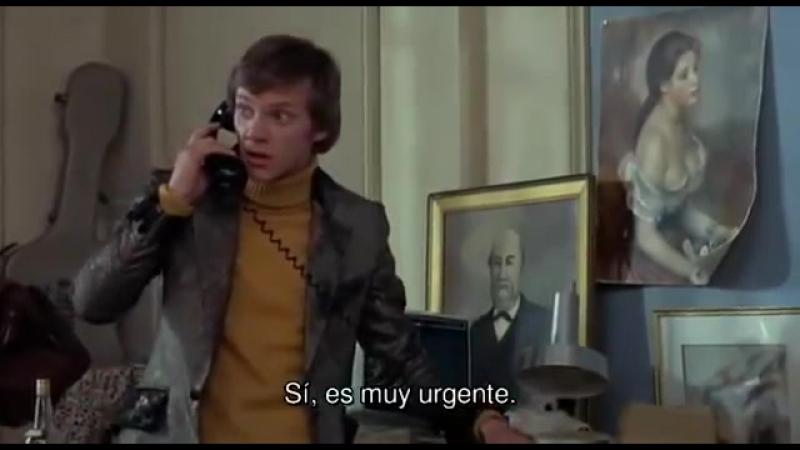 Un hombre de suerte-Lindsay Anderson (1973).