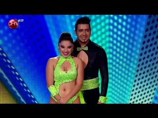 Eva y gabriel, la pareja que sorprendió al ritmo de la bachata - talento chileno 2014