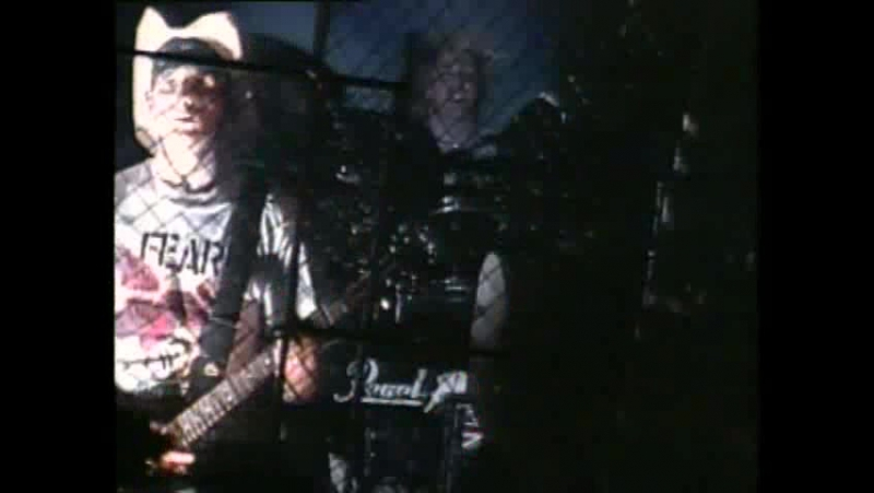 Ministry - In Case You Didnt Feel Like Showing Up Live (1990) DVDRip