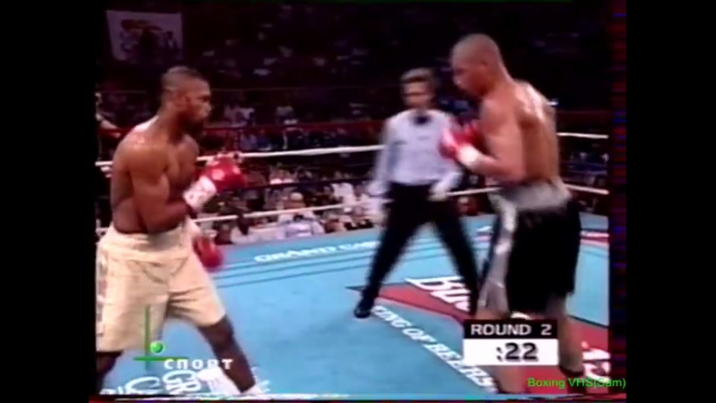 1998-04-25 Roy Jones Jr vs Virgil Hill