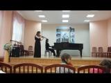 М. Брух. концерт №1, 3часть