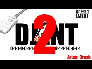 Djent/Acoustic guitar/Single string/Guitar RIG 5/ VERSION TWO