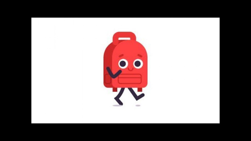 How to create a fun backpack in Adobe Illustrator