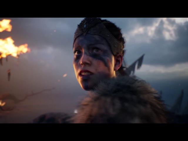 Hellblade: Senua's Sacrifice - Hidden Citizens: I Ran (So Far Away) [Epic Trailer Version] GMV