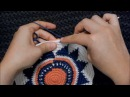 How to Crochet a Wayuu-Style Base - Part 3