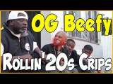 OG Long Beach Rollin 20s Crip talks about the conditions in the ghetto, the streets and gang life