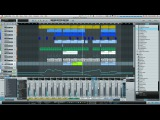 Electronic Dance  Trance Music with Presonus Studio One. Complete Song!