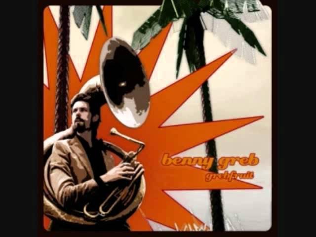 Benny Greb - Grebfruit (Studio Audio)