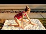 Gymnastics Stretching and Warm-Up Routine