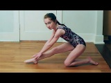 How To Get Your Splits Fast &amp Easy  Gymnastics