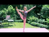 How Good is Your Balance  Gymnastics Balance Challenge!